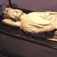 El último rey armenio no está enterrado en Armenia.