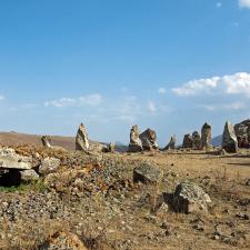 El antiguo calendario armenio tenía 30 días con nombres en cada mes del año.