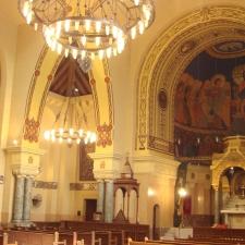 Los armenios fueron los primeros en adoptar el cristianismo como religión nacional, por tradición en 301 d.C.