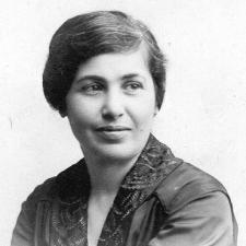 Zabel Yesayan fue la única mujer en la lista de quienes fueron arrestados la noche del 24 de Abril de 1915.