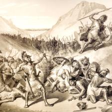 Por tradición, Hayk venció a Bel el 11 de Agosto de 2492 a.C.