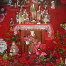 Las raíces de algunos santos cristianos de occidente se pueden rastrear hasta Armenia.
