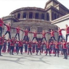 Las danzas folklóricas armenias incluyen creaciones de la Diáspora.