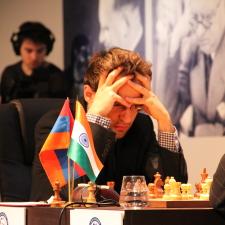 El ajedrez está considerado como un deporte nacional en Armenia.