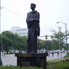Komitas Vardapet nació bajo el nombre Soghomon Soghomonian.
