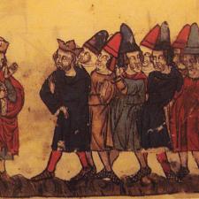 La Cilicia Armenia se alió a los mongoles en el Siglo XIII.
