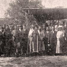 Voluntarios armenios pelearon con las fuerzas francesas y británicas durante la Primera Guerra Mundial.