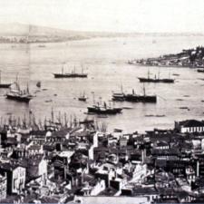Mkrdich Cezayirliyan fue uno de los empresarios más ricos en el Imperio Otomano del Siglo XIX.