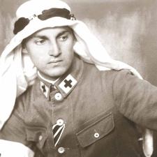 Armin Wegner tomó fotografías de lo que vio en 1915.