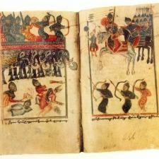 La Batalla de Avarayr tuvo lugar el 26 de Mayo del 451 d.C.