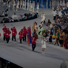 Los armenios en el mundo del deporte se extienden en un rango que va desde príncipes que participaron en los antiguos Juegos Olímpicos hasta los modernos campeones olímpicos.
