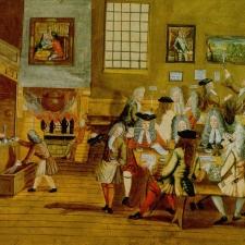 Los primeros cafés europeos fueron establecidos por armenios.
